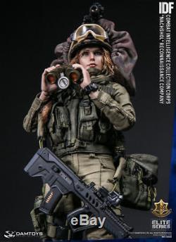 16 IDF Action Figure Combat Intelligence Corps Nachshol Reconnaissance Company