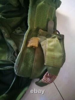 1990's Ephod IDF Israel Army Combat Tactical Assault Vest + Insignia