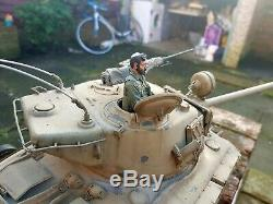 1/16 Tamiya Sherman M51 IDF