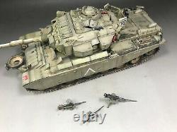 1/35 Built AFV AF35267 IDF Shot Kal Gimel 1982 withBlazer Reactive Armor Tank