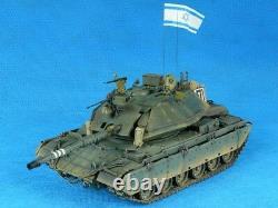 1/35 Built IDF Magach 6 B Built 1/35