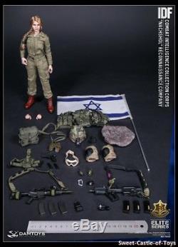 1/6 DamToys Figure IDF Combat Intelligence Collection Corps Nachshol 78043 DAM