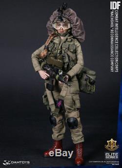 1/6 Dam Toys IDF CICC Nachshol Reconnaissance Company Female Action Figure 78043