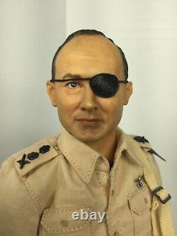 1/6 Israeli Defense minister Moshe Dayan IDF Six Day War Dragon BBI DID 21ST