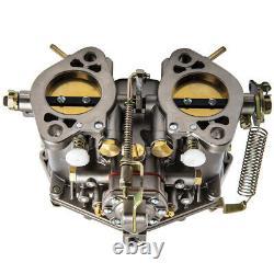 1 Pair LH & RH Carburetor Assembly for Porsche 356 912 40 PII-4
