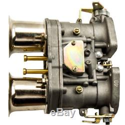 2 Barrel 40IDF Carb Carburetor Fit For Bug Volkswagen Beetle VW Fiat Porsche New