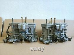 2 Carburatori Weber 36 Idf Alfa Romeo 33 Alfasud
