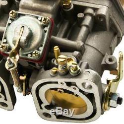 2x Car Carburetor For Volkswagen VW Beetle Fiat 40IDF 40 IDF Carb With gaskets
