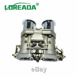 2x Carb Carburetor Engine 2 Barrel for WEBER 40 IDF Bug Volkswagen Beetle Fiat