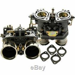 2x Vergaser Doppelvergaser Typ 40 IDF für VW Volkswagen Bug Beetle Fiat Porsche
