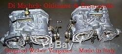 36 IDF 44/45 Weber Vergaser, Made in Italy, New Old Stock (NOS)