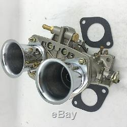 40IDF Carburetor Chrome alcohol For Bug/Beetle/VWithFiat/Porsche for weber fajs