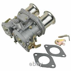 40IDF Doppelvergaser Kit For VW Käfer Bug Beetle Fiat Porsche 912 356 Carburetor