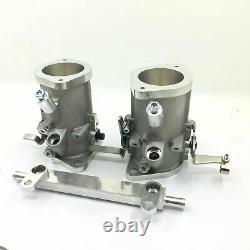 40IDF Throttle Bodies 40mm IDF VW EMPI Weber Dellorto Solex Carb Carburetor