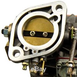 40IDF carburetor with air horns for VW Beetle Bug Fiat Porsche rep. Weber F11