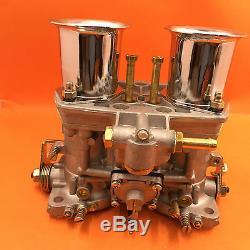 40IDF oem carburettor + air horns replacement for Solex Dellorto Weber EMPI 40MM