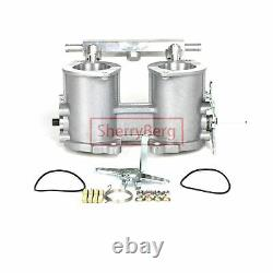 40MM 40IDF TBS Throttle Bodies For Jenvey IDF Carb 84mm Height TFP40I Rep. Weber