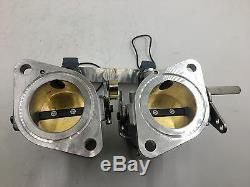 40MM IDF Throttle Bodies replace 40 mm Weber dellorto carb W 1600cc Injectors
