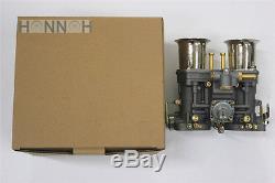 40 Idf 40 Carburetor 40idf With Air Horn For Weber Vw Bug Beetle Fiat Porsche