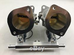 42MM IDF Throttle Bodies replace 42mm Weber dellorto carb W 1600cc Injectors