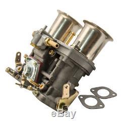 44IDF Carburetor For VW Fiat Porsche Bug Beetle With Air Horn 44 IDF 18990.030