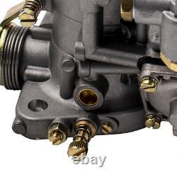 44IDF Carburetor For Volkswagen Bug Beetle VW Fiat With Air Horn 44 IDF Carb NEW