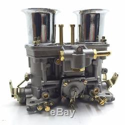 44IDF Carburetor With Air Horn For Beetle/VWithBug/Fiat/Porsche replece weber carb