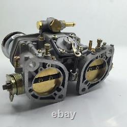 44IDF Carburetor With Air Horn For Bug/Beetle/VWithFiat/Porsche replece weber carb