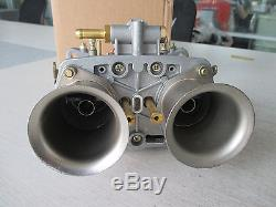 44IDF New Carb/Carburetor With Air Horn fit for Volkswag Fiat Porsche Bug Beetle