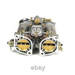 44 IDF Carburetor Carb With Air Horn For VW Bug Beetle Fiat Porsche Engine