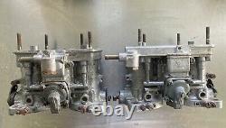 44 IDF Genuine Italian Weber Carburetors VW Bug Bus Ghia Porsche 356 912 914