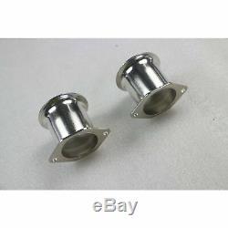 44mm Velocity Stacks air horn SET 2PCS fit for WEBER dellorto fajs 40/44/48IDF