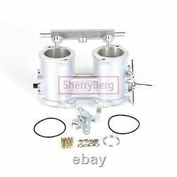 45MM 45IDF TBS Throttle Body For Jenvey IDF Carb HEIGHT 84mm Rep. WEBER Dellorto