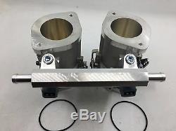 45MM IDF Throttle Bodies replace 45mm Weber dellorto carb W 1600cc Injectors