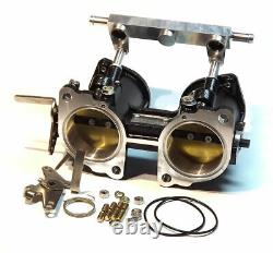 45mm IDF/DRLA Twin Throttle Body Injection + fuel rail Weber/Dellorto/Solex