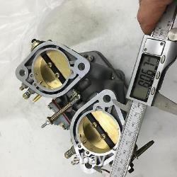46mm 46IDF downdraft Carb Carburetor extended fuel bowl for weber decade empi 44