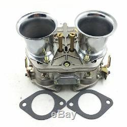 48IDF Carburetor Chrome alcohol For Bug/Beetle/VWithFiat/Porsche solex weber fajs