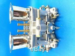 48IDF carburetor w air horns fajs carb 48MM idf for Solex Dellorto Weber EMPI