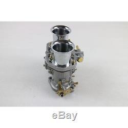 48IDF oem carburetor + air horns fit for Solex Dellorto Weber EMPI 48MM