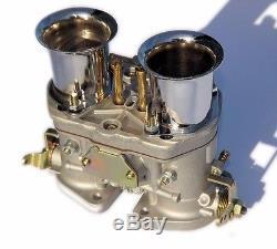 4x Velocity Stacks air horn pipe trumpet WEBER 40/44/48 IDF DELLORTO DHLA SOLEX