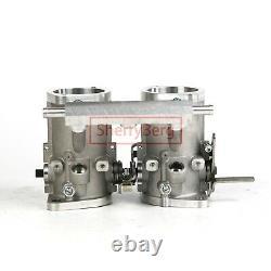50IDF Throttle Bodies 50mm IDF REP. EMPI Weber Dellorto Solex Carb Carburetor
