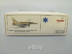 551946 Israeli Defense Force 253 Sqd Negev Lockheed F-16I Sufa Cockpit offen