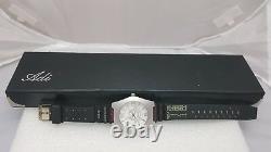ADI Israel Military Army gift to Retired idf Black belt Vintage in box