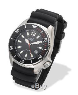 ADI Watches Tactical-Elegant Analog men's Dive Military Waterproof Watch 2850