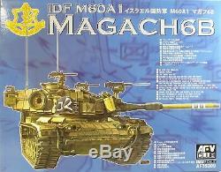 AFV Club 135 35309 IDF M60A1 Magach 6B Model Military Kit
