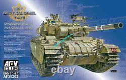 AFV Club AF35282 1/35 IDF Shot Kal Gimel Type II (Operation Peace for Galilee)