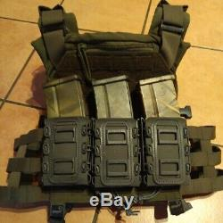 AGILITE ISRAEL IDF KSK GSG-9 SEK MEK ZUZ Plattenträger Plate Carrier SK SOF KSM