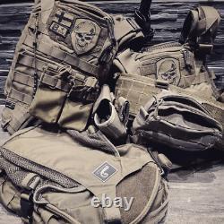 AGILITE Rucksack IDF Israel Sac Kommando Sayeret POLIZEI KSK GSG SEK Tactical