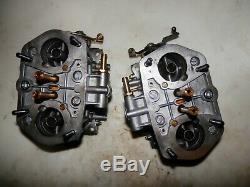 Alfa Romeo Alfasud Sprint Weber 36 Idf Carburetors