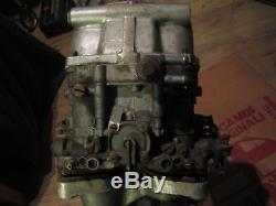 Alfasud, Alquati, Manifold/2x, Dellorto, DRLA, 40, Carburettors/Engine/Weber, IDF/36